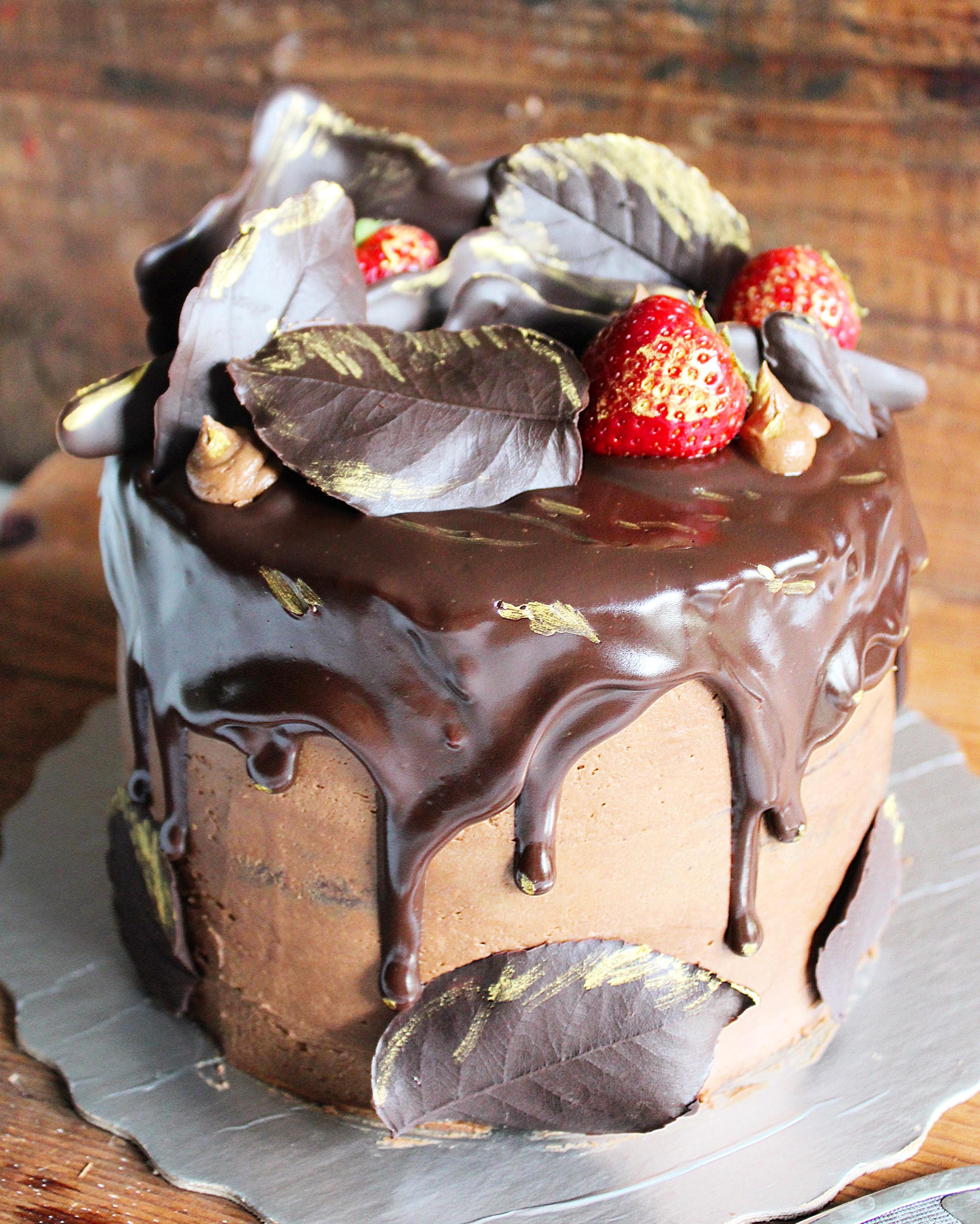 Best Chocolate Cake Eyedocbakes